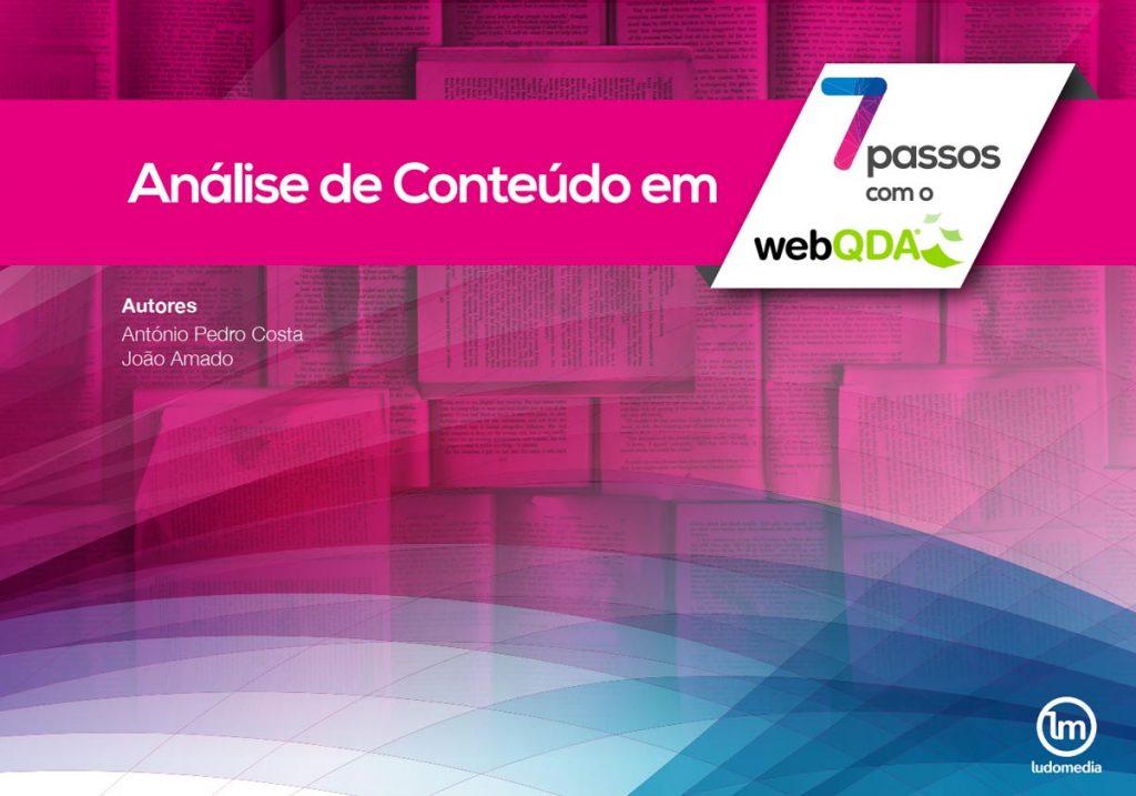 E-book Análise de Conteúdo em 7 Passos com o webQDA