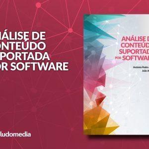 Livro Análise de Conteúdo Suportada por Software - Ludomedia
