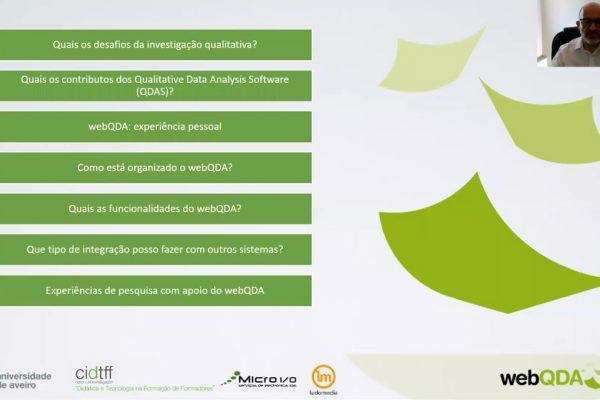 Seminario webQDA UERN